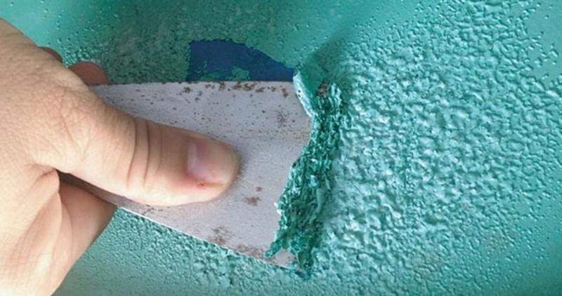 Чем развести порошковую краску для покраски